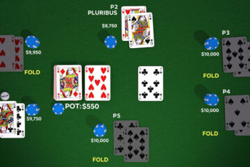 Play Online Texas Hold'em